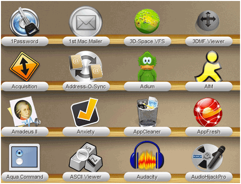 mac software directory