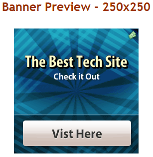 banner hive   BannerHive: Generate Web Ad Banners & Obtain Their HTML Codes