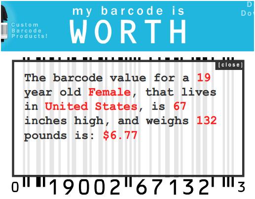 barcode yourself