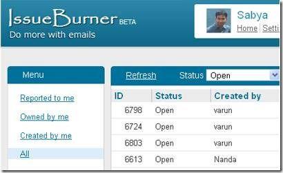 clip image0043   IssueBurner: Email Based Task Management & Collaboration Tool
