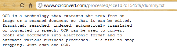 OCRConvert: Convert Image Text to Editable Text convert ocr2