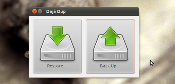 linux system backup recovery