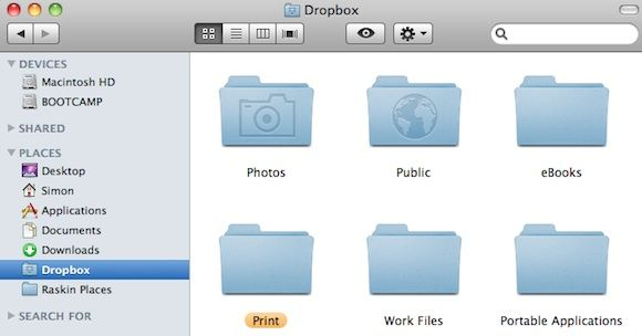 Combine Dropbox & Calibre For Universal Access To All Your E-Books dropbox