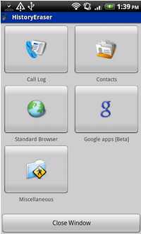 clean up android phone
