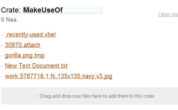 small file hosting
