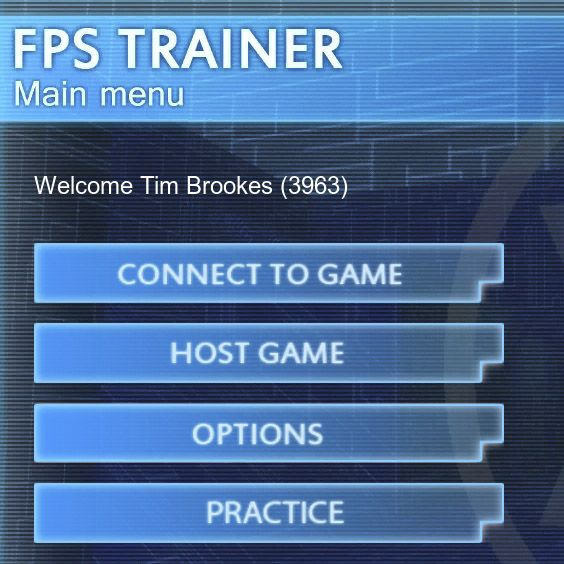 Fine-Tune Your Skills & Be A Better Shooter with FPS Trainer menu