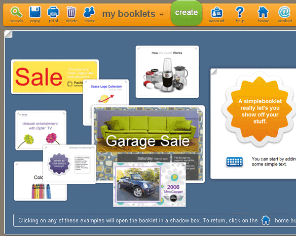 print booklets online