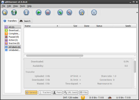 linux torrent client with vpn