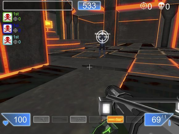 free first person shooter