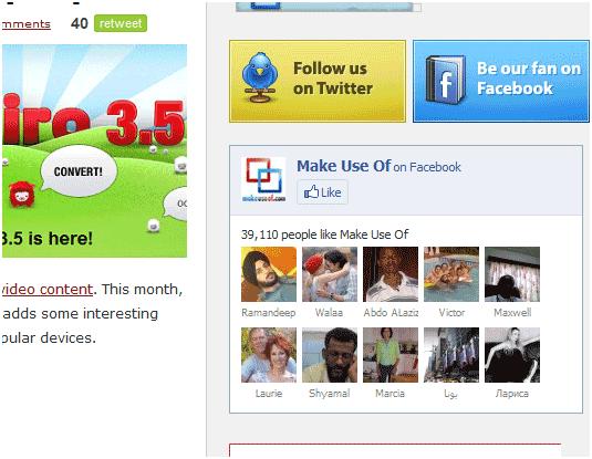 widget block   Widget Block: Block third party widgets on sites you visit (Chrome)