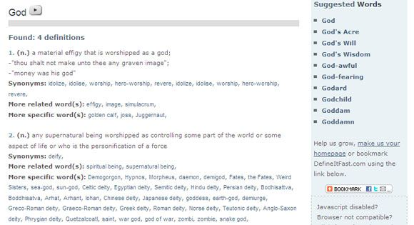 10 Online Synonym Dictionaries To Help You Find A Similar Word words09