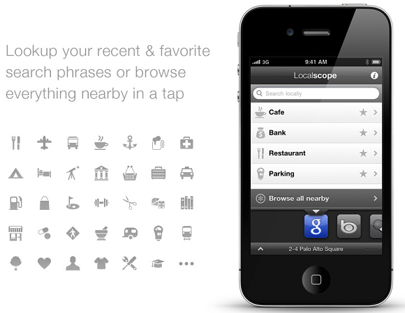 Discover Places With Socially-Driven Localscope for iPhone [Giveaway] 2010 12 30 1059 001