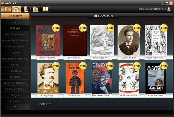 ebook collection software