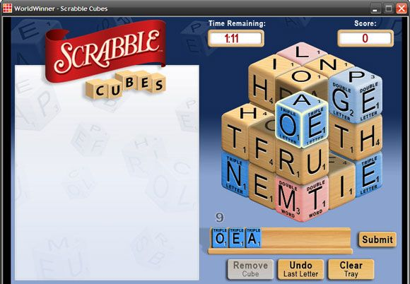 play scrabble online for free