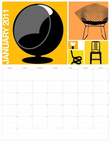 printable download calendars