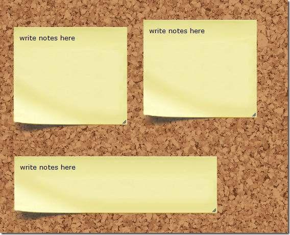 edit sticky notes