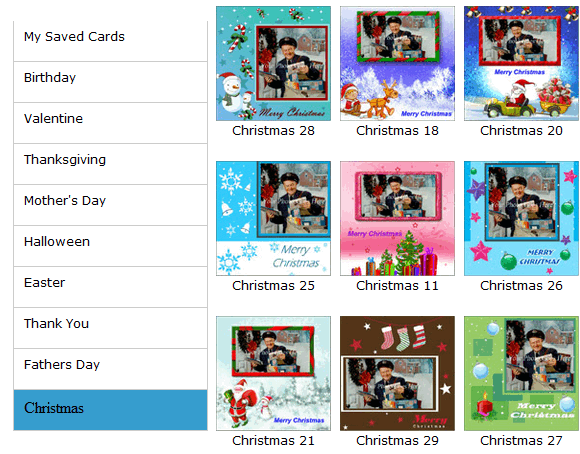 customized free greeting cards