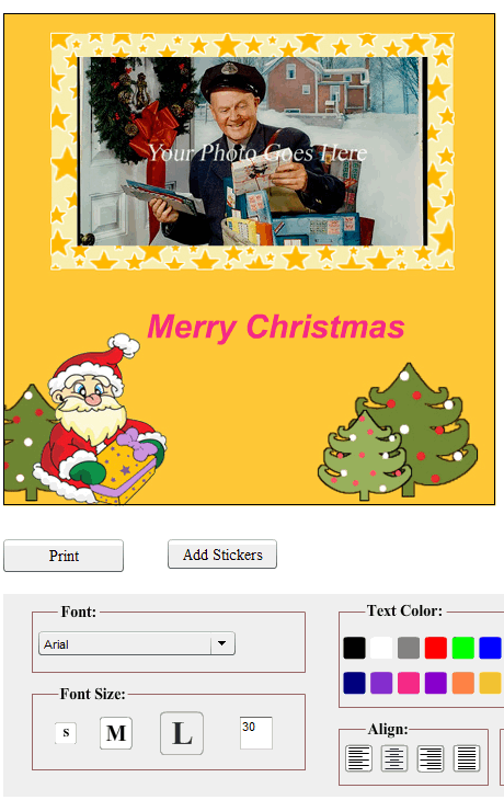 photograph regarding Printable-cards.gotfreecards called Printable-Playing cards: Build Personalized Free of charge Greeting Playing cards On the net