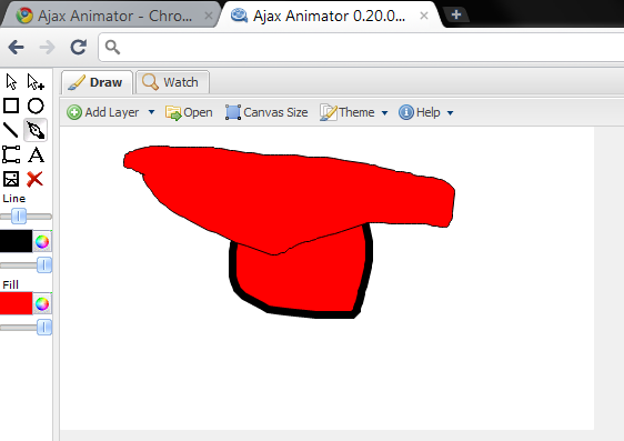 image thumb18   Ajax Animator: Browser based, simple animation tool (Chrome)