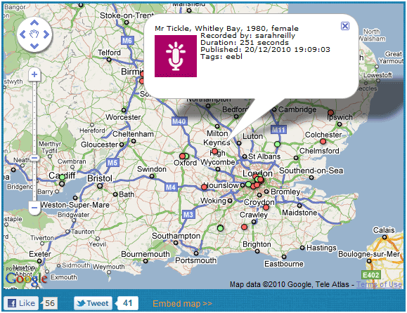 map your voice   Map Your Voice: Listen To Various English Accents From Across The World