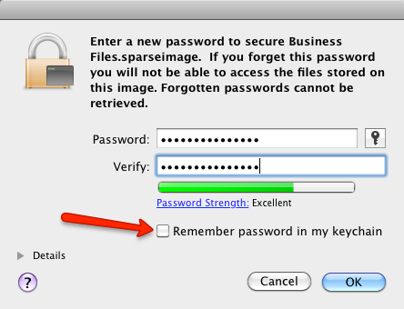 how to secure mac laptop data