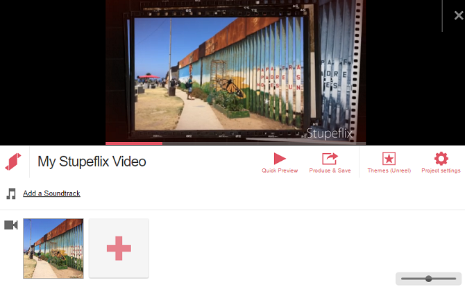 5 Impressive Alternatives To Animoto That Will Help You Make Slick Home Videos stupeflix 670x414