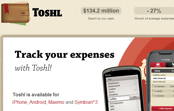 mobile expense tracker