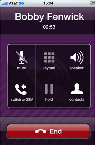 make free calls over wifi