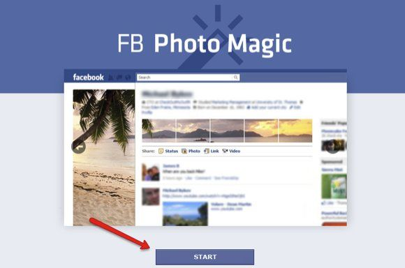 fb photo magic