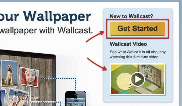 Personalize Your Desktop Wallpaper & Make It Social With Wallcast 01a Get Started