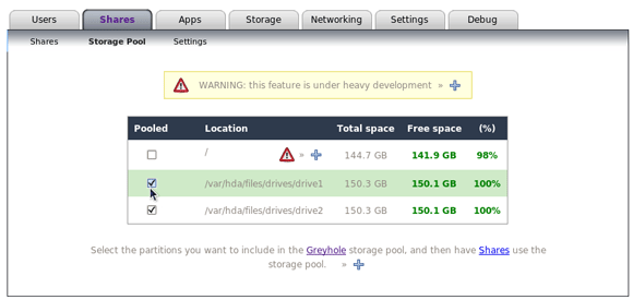 Amahi Home Server - Setting Up File Duplications & Exploring the App Store 2 2 add to pool