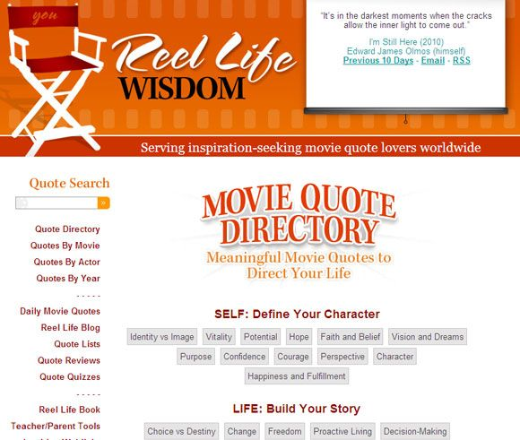 movie quotes and lines