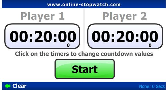 online countdown timers