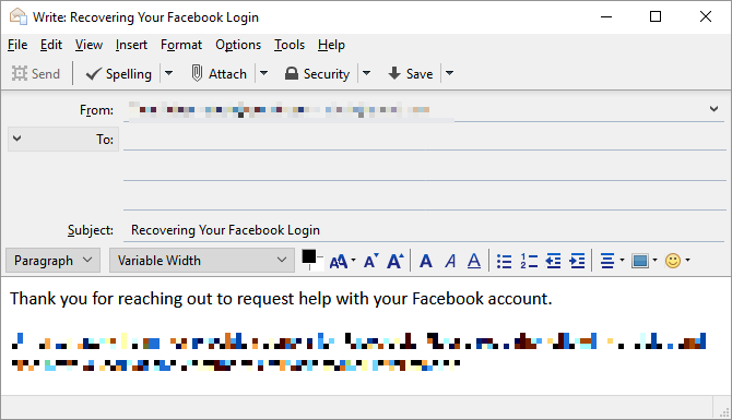 How to Set Up Mozilla Thunderbird for Auto-Responses & Scheduled Emails Recovering Facebook Login 670x385
