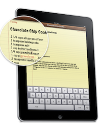writing tool for ipad
