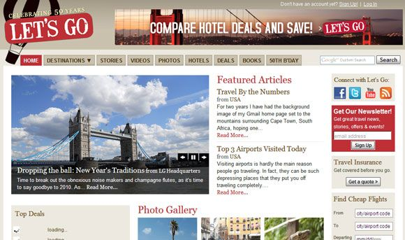 The 10 Best Free International Travel Guide Websites Travel Website04