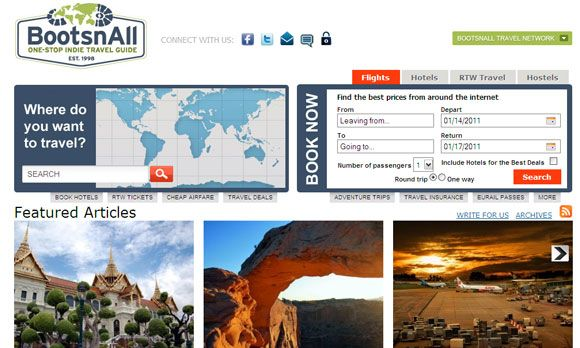 The 10 Best Free International Travel Guide Websites Travel Website05