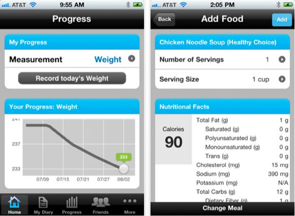 best health apps iphone