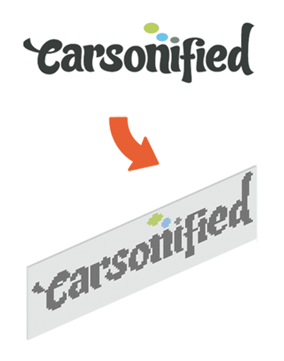 carsonified   Brickify: An Image To Pixel Art Converter