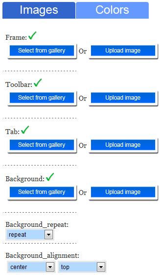 create google chrome themes,