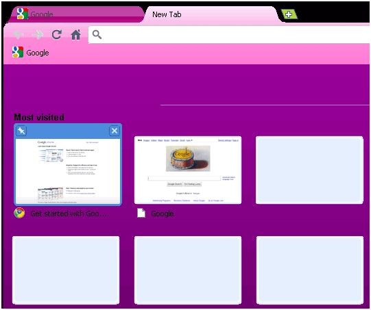 Chrome Theme Maker: Create Your Own Google Chrome Themes chrome theme maker3