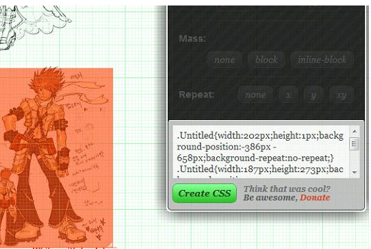 css for images
