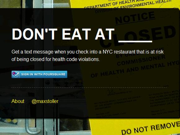 what restaurants to avoid