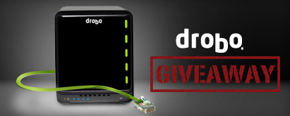 Data Robotics Drobo FS NAS Review and Giveaway