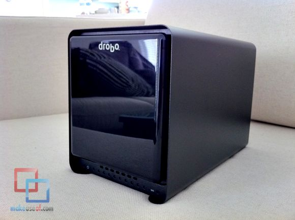 data robotics drobo fs review