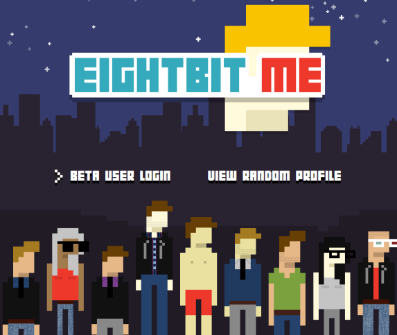 create an 8 bit avatar