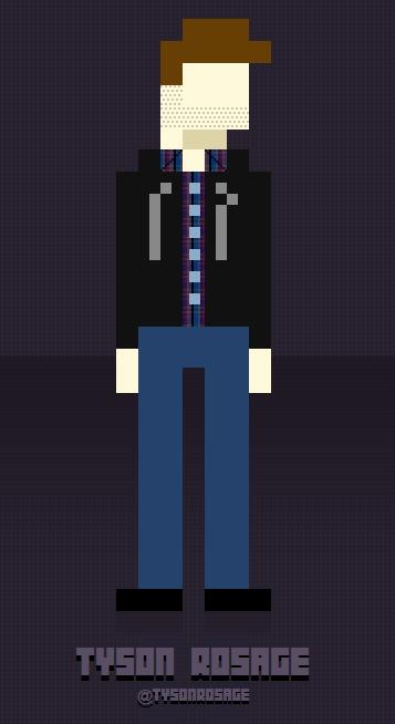 8-bit avatar maker