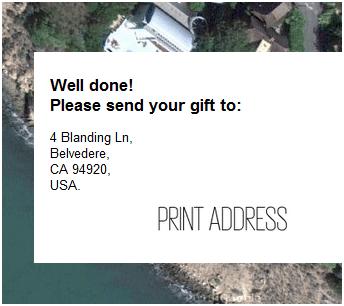 GiftAStranger: Make A Stranger Happy By Sending A Gift  gift a stranger2