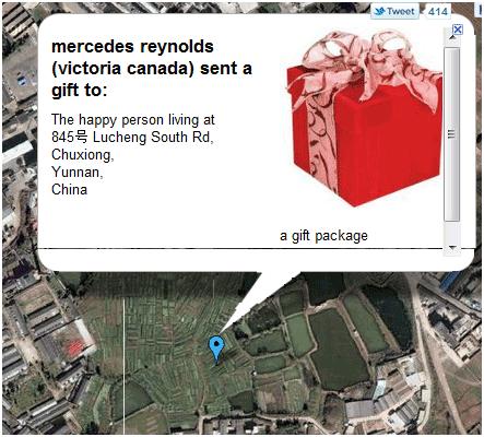 GiftAStranger: Make A Stranger Happy By Sending A Gift  gift a stranger3