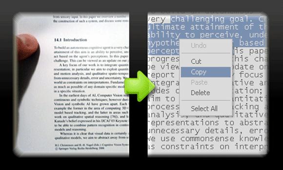 image document text